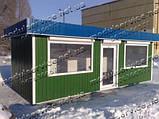 Каркасне будівництво кіосків, фото 4