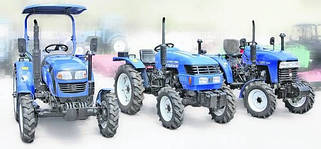 Минитрактора и Трактора
