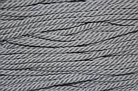 Канат декоративный 6мм (40с) (100м) серый 205, фото 1