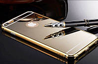 Чехол Supreme Chrome для iPhone 6 Mirror case I6