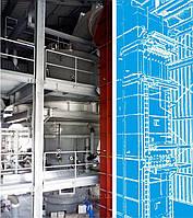 Установки сжигания ТБО (мусора), проектирование и монтаж