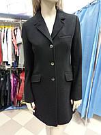 Пальто черное кашемир MABRUN, Италия