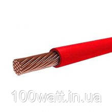 Провод ПВ-3 6,0 красный
