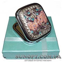 Косметическое Зеркальце в подарочной упаковке №6960-20-1