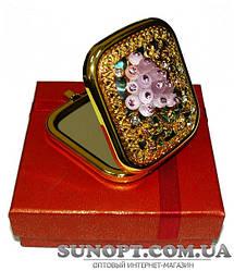 Косметическое Зеркальце в подарочной упаковке №6960-21-1