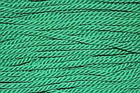 Канат декоративный 6мм (40с) (100м) зеленый 081, фото 1