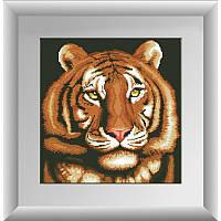 """Набор алмазной живописи """"Портрет тигра"""""""