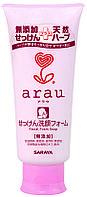 Пенка для умывания Arau. 120г Япония