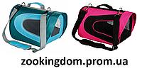Сумка-переноска Trixie Alina 28966 для животных до 5 кг, 22×23×35 (розовая с черн, синяя с голубым)
