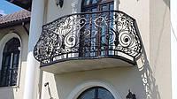Кованые французские балконы. Элитная ручная ковка. Возможна покраска, установка. Гарантия на все виды работ.