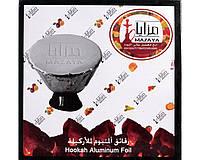 Алюминиевая фольга для кальяна (50 ЛИСТОВ) MAZAYA №2