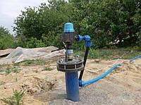 Установка скважинных насосов