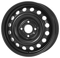 Диск колесный Ваз 2112 (5Jх14H2) черный АвтоВаз