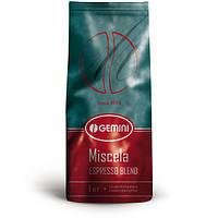 Кофе зерновой Gemini Espresso Miscela 1кг.