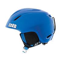 Горнолыжный шлем Giro Launch, синий Penuins (GT) S (52-55.5)