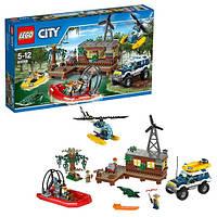 Конструктор Lego City Тайник преступников 60068