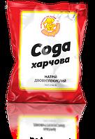 Сода пищевая, 400 гр пакет
