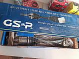 Полуось привода левая Ford Transit Connect (P65_,P70_,P80_) 1.8TDCi (25x26x632мм), фото 3