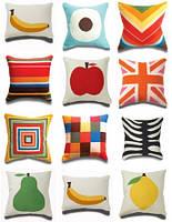Декоративные диванные подушки!