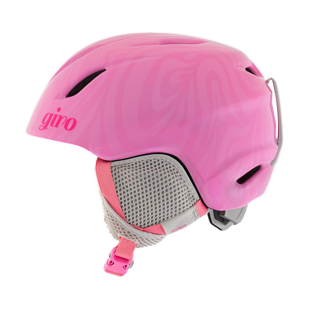 Горнолыжный шлем Giro Launch, розовый Swirl (GT)