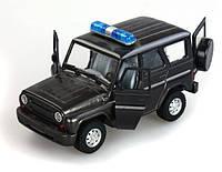 УАЗ Военная 9076А