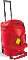 Современная сумка на колесиках Barrel Roller M 60 л Tatonka TAT 1961.015, цвет Red (красный)