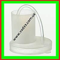 Гидрозатвор крышка ø82mm (шланг-стаканчик)