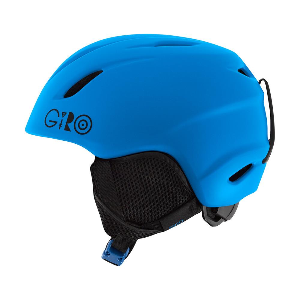 Горнолыжный шлем Giro Launch, матовый синий (GT)