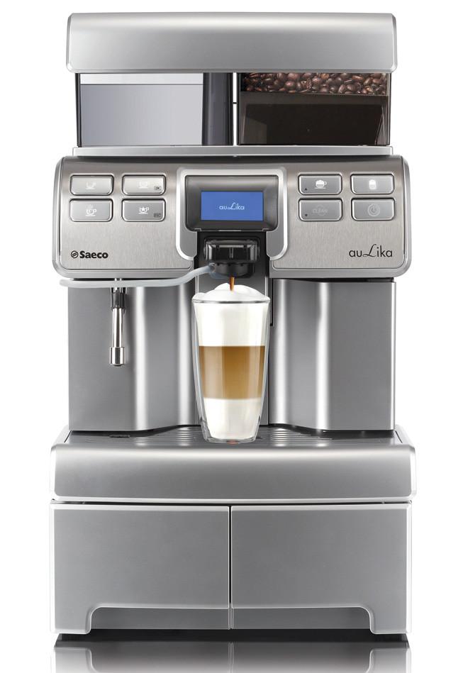 Автоматическая кофемашина Saeco Aulika Top High Speed Cappuccino