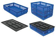 Ящик для перевозки суточных цыплят на 1 отделение
