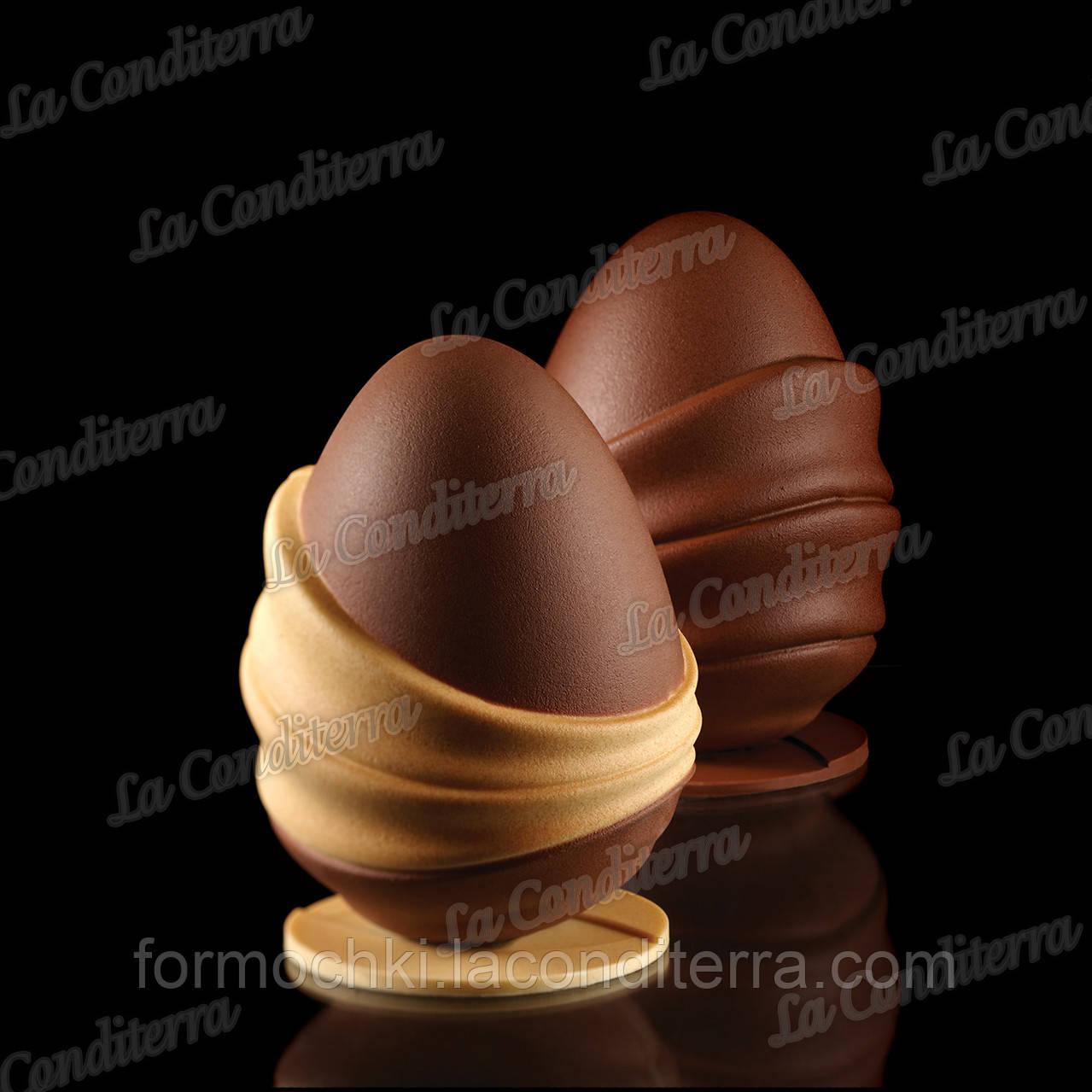 Поліетиленова форма для шоколадних скульптур PAVONI KT76