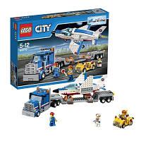 Конструктор LEGO City Транспортер для учебных самолетов 60079