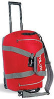 Стильная сумка на колесиках Barrel Roller S 45 л Tatonka TAT 1992.015, цвет Red (красный)