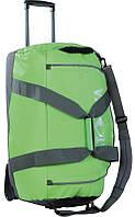 Удобная сумка на колесиках Barrel Roller M 60 л Tatonka TAT 1993.404, цвет Lawn Green (зеленый)