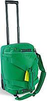Удобная сумка на колесиках Barrel Roller S 45 л Tatonka TAT 1960.404, цвет Lawn Green (зеленый)