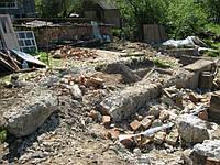 Разрушение,разборка зданий.Демонтаж металлоконструкций Киев.