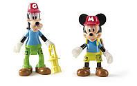"""Набор фигурок Minnie & Mickey Mouse Clubhouse серии """"Кемпинг""""  Приключения Микки и Гуфи (181878)"""