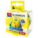 Ароматизаторы Dr.MARCUS AIRCAN Fresh lemon 40мл