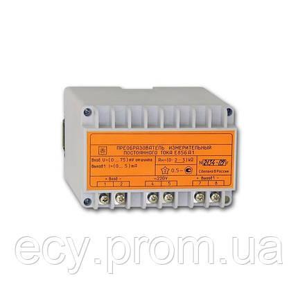 Е856C1 Преобразователь измерительный постоянного тока, фото 2