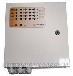 Пульт контроля датчиков загазованности «СИГНАЛ-31/16 Д»
