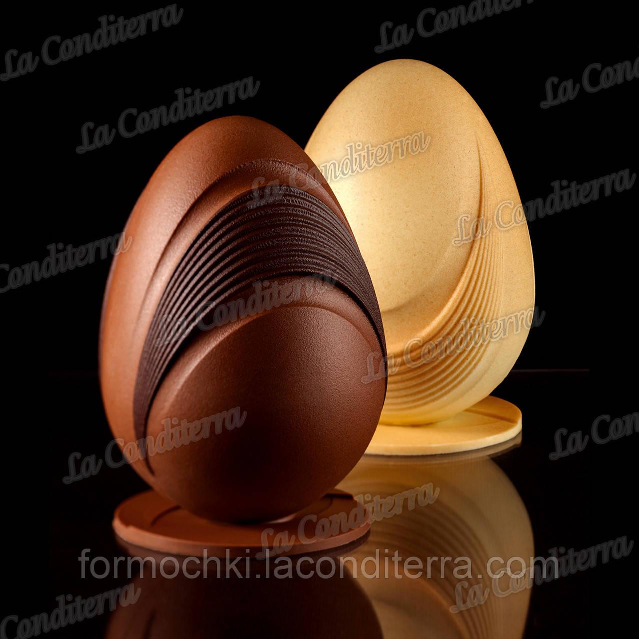Поліетиленова форма для шоколадних скульптур PAVONI KT77