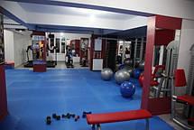 Cпортивный мат - татами «ласточкин хвост» SportMax (EVA 40мм, размер 1х1м, Турция), фото 2