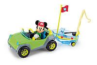 """Игровой набор Minnie & Mickey Mouse Clubhouse серии """"Кемпинг"""" Внедорожник Микки (181885)"""