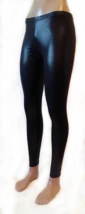 Лосины черные Диско, фото 2