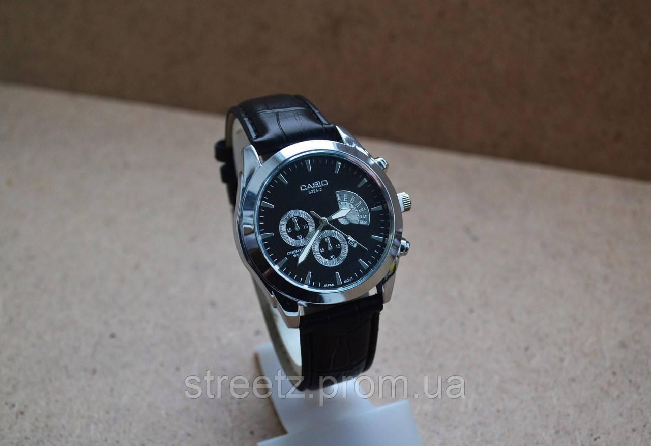 Наручные часы Casio Silver/Black Watches