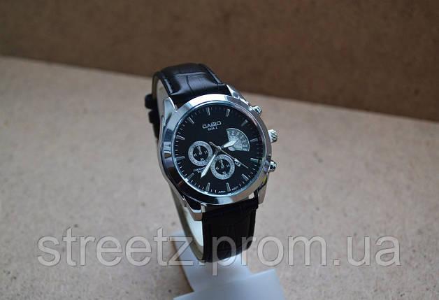Наручные часы Casio Silver/Black Watches, фото 2