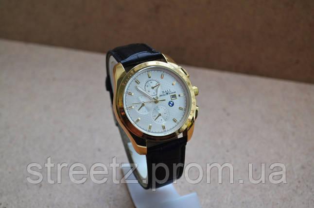 Наручные часы BMW Automatic Golden/White Watches, фото 2