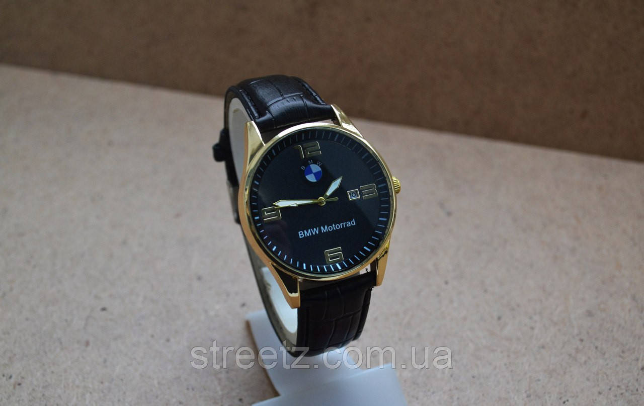 Наручные часы BMW Automatic Golden/Black Watches