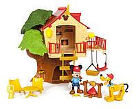 "Интерактивный игровой набор Minnie & Mickey Mouse Clubhouse серии ""Кемпинг"" Домик на дереве (181892)"