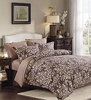 Комплект постельного белья сатин love you двуспальный евро размер